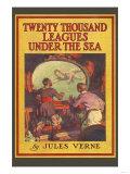 Twenty Thousand Leagues under the Sea Prints
