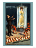 The Whirling Crystal Cage: Thurston Kellar's Successor Arte