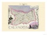 Calvados Poster von Alexandre Vuillemin