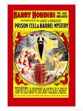 Harry Houdini: The Jail Breaker Póster