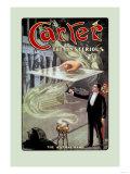 Carter the Mysterious Láminas
