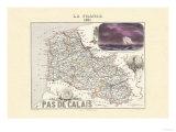 Pas de Calais Kunstdrucke von Alexandre Vuillemin