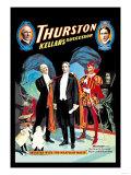 Thurston, Kellar's Successor Art