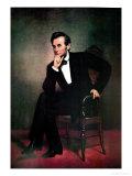 Abraham Lincoln Poster par George Peter Alexander Healy