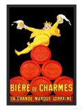 Biere de Charmes Premium Giclée-tryk af Jean D' Ylen