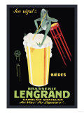 Lengrand Posters