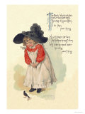 The North Wind Doth Blow Prints by Maud Humphrey