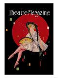 Theatre Magazine Poster