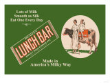 Lunch Bar Affiche