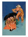 Whistle Blower Affischer av Lawson Wood