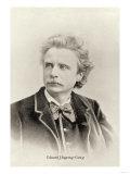 Eduard Hagerup Grieg Print