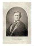 Richard Wagner Print