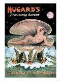 Hugard's Fascinating Illusion: The Birth of the Sea Nymph Kunstdrucke
