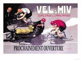 Vel d'Hiv Gallery of Machines: Opening Soon Juliste tekijänä  Cancaret