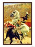 Cartel de Toros Sin Texto Prints by Jerome Rogen