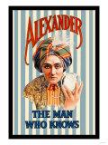 Alexander Kunstdruck