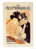 The Ault and Wiborg Company Láminas por Henri de Toulouse-Lautrec