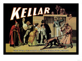 Kellar: The Witch, The Sailor and the Enchanted Monkey Posters