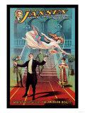 Jansen's Favorite Surprise: The American Beauty Kunstdrucke