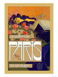 Los Cigarrillos Paris Son Los Mejores Poster von Aleardo Villa