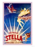 Petrole Stella Poster av Henri Gray