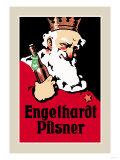Engelhardt Pilsner Premium Giclée-tryk