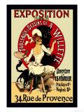 Exposition: Tableaux et Dessins de A. Willette Arte por Jules Chéret