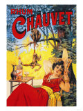 Rhum Chauvet Poster