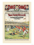 Three Chums Defeated Posters