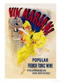 Vin Mariani Posters por Jules Chéret