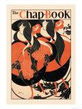 The Chap Book 高品質プリント : ウィル H. ブラッドリー