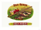 Sea Robin Cigars Prints