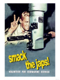 Smack the Japs! Poster