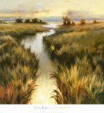Lowlands II Prints by D.S. Kim