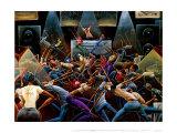Salta giù Poster di Frank Morrison