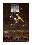 Omega Fly Dunk Prints by Frank Morrison
