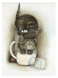 Curiosity Giclee Print by Gary Patterson