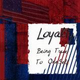 Loyalty Art by Lenny Karcinell