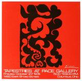 Tapestries at Pace Impressão colecionável por Pablo Picasso