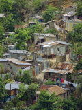 Shanty Town, Montego Bay, Jamaica, Caribbean, West Indies Photographic Print by Robert Harding