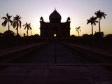 Safdarjang's Tomb, New Delhi, Delhi, India, Asia Reproduction photographique par John Henry Claude Wilson