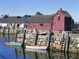 Rockport, Cape Ann, Northeast from Boston, Massachusetts, New England, USA Impressão fotográfica por Walter Rawlings