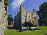 The White Tower, Tower of London, London, England, UK Impressão fotográfica por Walter Rawlings