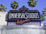 Universal Studios, Hollywood, Los Angeles, California, USA Reproduction photographique par Gavin Hellier