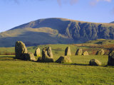 Castlerigg Stone Circle, Cumbria, Lake District, England Photographic Print by Roy Rainford