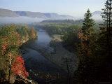 River in Margaree Valley, Cape Breton, Canada, North America Reproduction photographique par Alison Wright