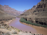 Grand Canyon Gorge, Las Vegas, Nevada, United States of America (U.S.A.), North America Reproduction photographique par Alison Wright
