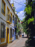 Plaza De La Victoria, Old Town, Marbella, Andalucia, Spain Photographic Print by Fraser Hall