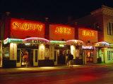 Sloppy Joe's Bar, Duval Street, Key West, Florida, USA Photographic Print by Fraser Hall