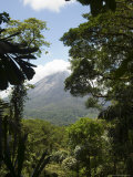 Arenal Volcano, Arenal, Costa Rica Photographic Print by Robert Harding
